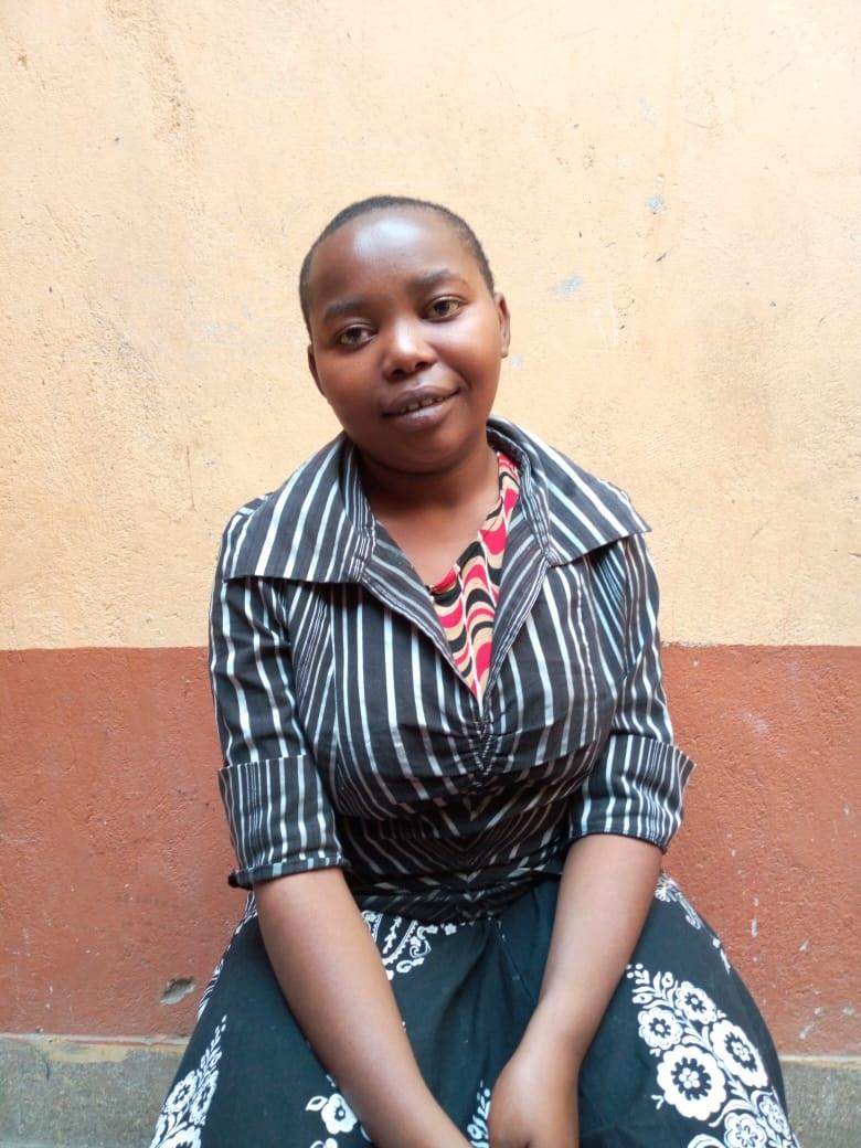 Lydia Wangare
